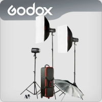 Godox Mini Pioneer 160 Watt kit