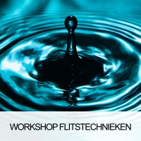 workshop flitstechnieken water
